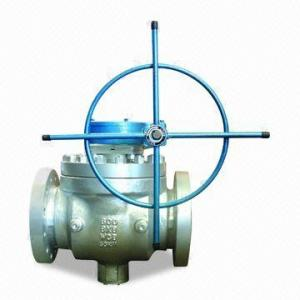 China API608, BS5351 Flanged / Butt-welded Top Entry API6D Ball Valves 2 - 48 inches on sale