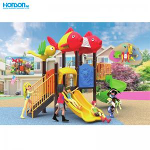 China Popular customized outdoor playground Children outdoor play equipment for kids on sale