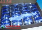 金属のホンダのための調節可能な Coilover の自動車コイルばね青い色