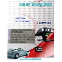 G-Sensor H.264 HD Car DVR AR0330 Chipset PAL / NTSC 12V Power Supply