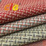 Colorful Furniture Upholstery Material Shrink Resistant 180-270g/Sqm Weight