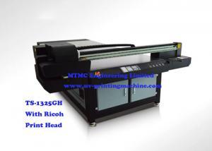 China Flatbed UV Large Format Inkjet Printers For Bathroom, Cabinet , Boards on sale