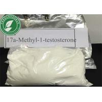 Raw Steroid Powder 17a-Methyl-1-Testosterone For Bodybuilding CAS 65-04-3
