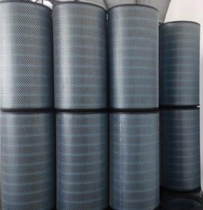China Anti Oil Water Proof Dust Filter Cartridge Particle Collection High Performance on sale