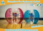 明るい色のノッカーの膨脹可能なロール・ボール、ゲームをするための膨脹可能な相撲の球