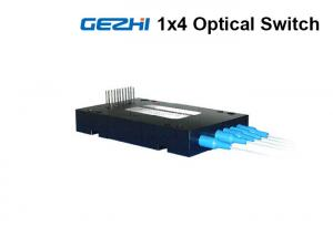 China 1x4 Multi Channel Micro Optical Switches Latching For OADM Networking on sale