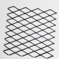 XG-23 Carbon Steel Painting Expanded Metal Mesh For Architecture