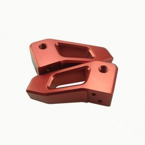 China 0.01mm Precision Hard Anodized CNC Machined Aluminum Parts on sale