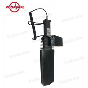 China UAVs Cell Phone Signal Blocker Device Lithium Battery Pack 0.9GHz/1.5GHz/2.4GHz on sale