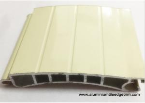 China Electronic Fire Resistance Aluminium Door Profiles , Aluminium Screen Door Extrusions on sale
