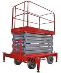 Multi Forks Hydraulic Lift Platform ,Mobile Scissor Lift