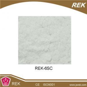 China REK-6SC White Mineral Ceramic Fiber Applied to Brake Pads on sale