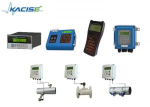 China Electronic Liquid Ultrasonic Flow Meter High Measurement Accuracy CE Certification on sale