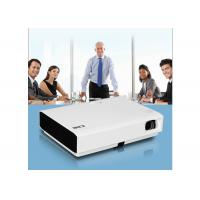 3D Android Smart WIFI LED Projector For Home Office School 3000 Lumens Brightness