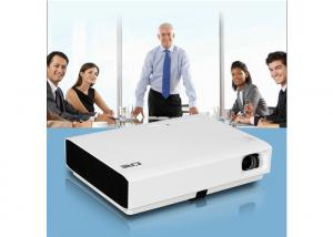 China 3D Android Smart WIFI LED Projector For Home Office School 3000 Lumens Brightness on sale