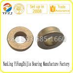 A bucha oilless do bronze do fornecedor do rolamento da fabricação profissional da fábrica, reveste a metalurgia de pó baseada