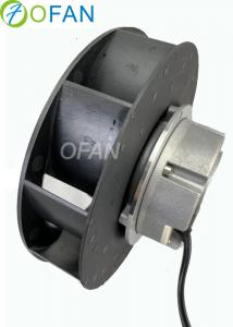 China Low Noise Pa66 Rail Transportation EC Centrifugal Fans 230V 3570rpm on sale