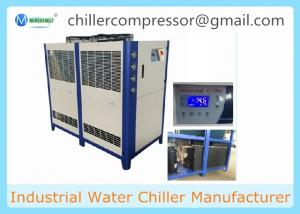 China 5 Ton Chemical Industry Water Chiller, Low Temperature Air Cooled Chiller on sale