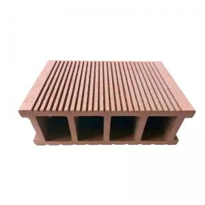 China Waterproof UV-resistant EU standard wood plastic composite panel on sale