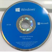 Microsoft Windows 10 Operating System Home Computer Software 64 Bit Full Version