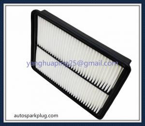 China Auto replacement engine air filter element 28113-2P100 for Hyundai Kia Sonata Optima Santa Fe 10-17 on sale
