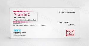 China 500 mg Vitamin C injection for skin lightening with good effect and low price wholesale