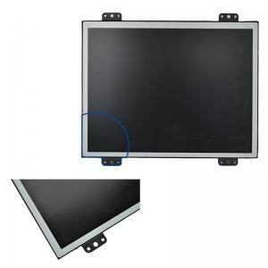 China Computer 10 Open Frame LCD monitor VGA port wall hanging Waterproof on sale