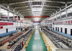 China Prefabricated workshop sheds , steel workshop garage easy to assembly on sale