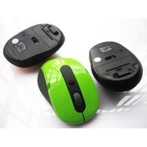 China Cordless usb Wireless Computer Mouse WES-M-015 with 1600DPI optical sensor technology on sale