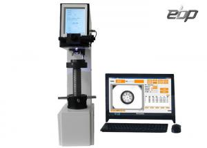 China High Sensitivity Brinell Hardness Testing Machine , Metal Hardness Testing Equipment on sale