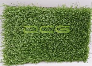 China Silky Soft Monofilament Outdoor Artificial Grass Turf For Playgrounds on sale