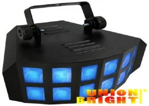 China Disco Dj Lighting Double Derby Light for Stage Effect Lighting Fixtures 650W on sale