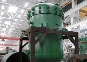 China Plate Type Vertical Pressure Leaf Filter Batch Working Hermetically Operated on sale