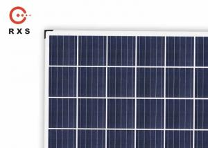 China Dual Glass Polycrystalline PV Module 325W Anti Reflection Self Cleaning Coated Glass on sale