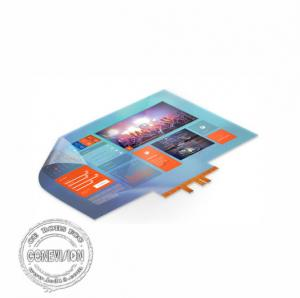 China Nano Tech Interactive Touch Screen Digit Foil Film PET Material Dustproof Permanent on sale