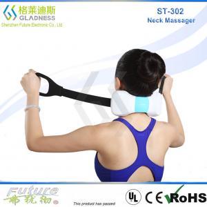 China Massager électrique de cou de GLADESS et de cou de chauffage de Shiatsu de ceinture de Massager d'épaule on sale