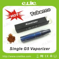 China Ago/G5 Atomizer Hot Selling dry herb e-cigarette on sale
