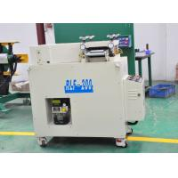 Sheet Auto Steel Sheet Straightening Machine For Aluminum / Copper