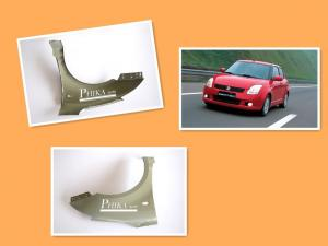 China Metal Left and Right Car Fender Replacement For Suzuki Swift OEM Style on sale