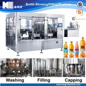 China Hot Tea / Juice Bottle Machine / Line on sale