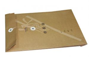 China String Button kraft paper printed business envelopes packaging letter on sale
