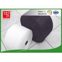China Plastic Hook And Loop Cable Tie Roll Super Thin Hook Heat Resistance on sale