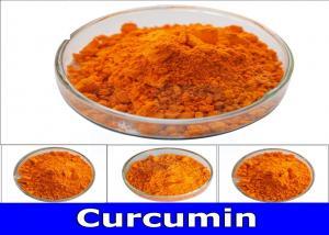 China Yellow Orange Fine Turmeric Curcumin Powder Turmeric Root Extract Curcumin USP40 Standard on sale