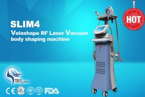 China Multi Function Velashape Body Slimming Machine Vacuum Roller System With LED Screen on sale