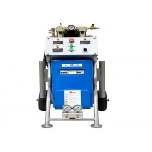 Safe Operated Polyurethane Spray Machine Pneumatic Driven For External Walls