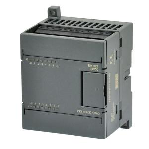 China 8 Digital IO Modular PLC Logic Controller Compatible Siemens 6ES7223-1BH22-0XA0 on sale