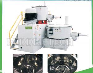 China Programmable Plastic Mixer Machine No Dead Angle 1950 * 1600 * 1800mm Dimension on sale