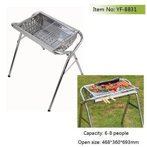 China robust stainless steel barbecue grill on sale
