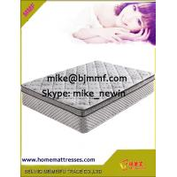 Queen Size Pocketed Spring Mattress Supplier
