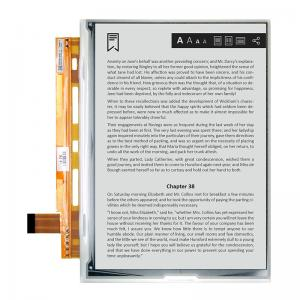 China Eink display model e ink panel 9.7inch EDP ED097TC2 1200*825 Pixels 150PPI for ebook reader repair on sale